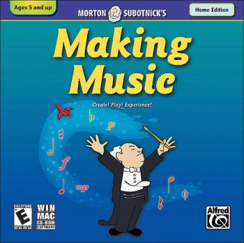 Creating Music Series: Making Music (Home Version) (AL-00-34023)