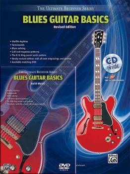 Ultimate Beginner Series Mega Pak: Blues Guitar Basics (AL-00-DVD1004R)