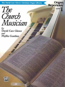 Church Musician Organ Repertoire, Level 1 (AL-00-FDL00843)