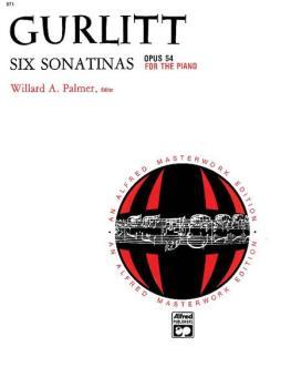 6 Sonatinas, Opus 54 (AL-00-571)