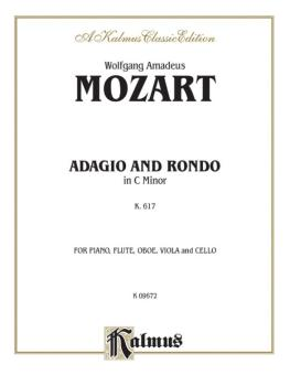 Adagio and Rondo in C Minor, K. 617 (AL-00-K09672)
