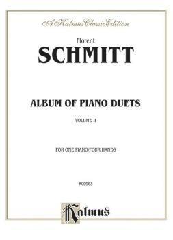 Album of Piano Duets, Volume II (AL-00-K09963)