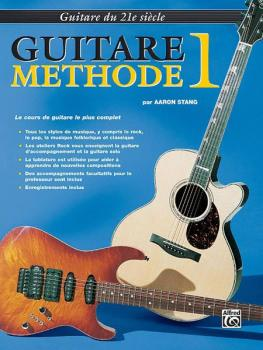 Belwin's 21st Century Guitar Method 1 (French Edition) (AL-00-EL03842F)