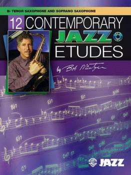 12 Contemporary Jazz Etudes (AL-00-ELM04012)