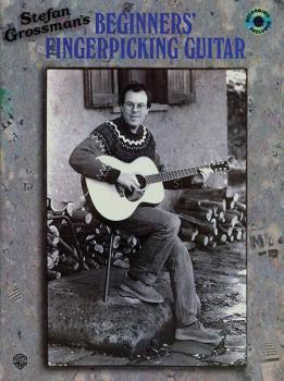 Beginners' Fingerpicking Guitar (AL-00-F2316GTXCD)