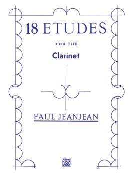 18 Etudes (AL-00-651)
