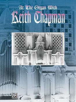 At the Organ with Keith Chapman (AL-00-GB9613)