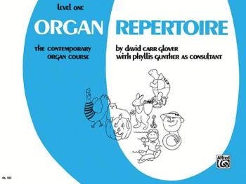 Organ Repertoire, Level 1 (AL-00-OL00095)