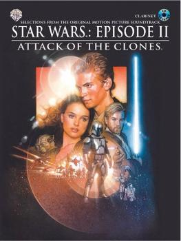 <I>Star Wars</I>®: Episode II <I>Attack of the Clones</I> (AL-00-IFM0212CD)