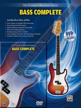 Ultimate Beginner Series: Bass Complete (AL-00-31439)