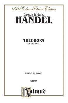 Theodora (1730), An Oratorio (AL-00-K01323)