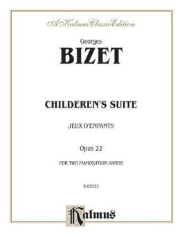 Children's Suite (Jeux D'Enfants) (AL-00-K03222)