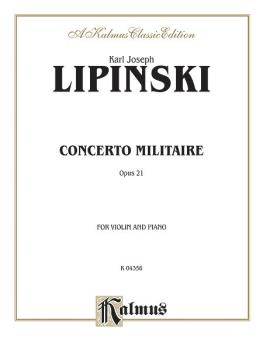 Concerto Militare, Opus 21 (AL-00-K04356)