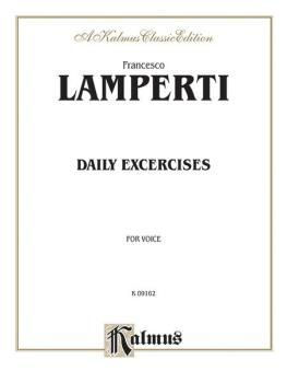 Daily Exercises in Singing (AL-00-K09162)