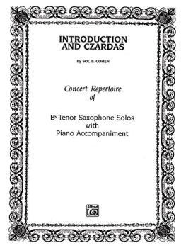 Introduction and Czardas (AL-00-WS0038)