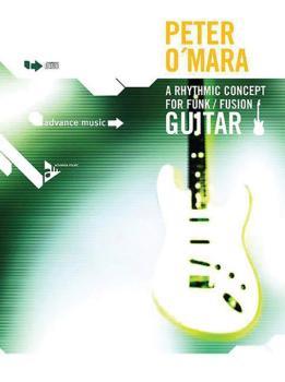 A Rhythmic Concept for Funk / Fusion Guitar (AL-01-ADV10026)
