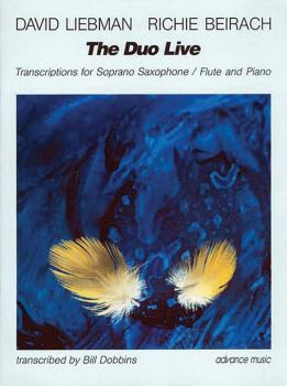 The Duo Live: Transcriptions for Soprano Saxophone / Flute and Piano (AL-01-ADV86101)
