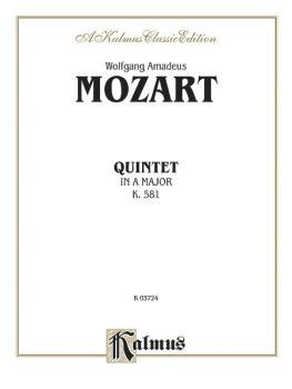 Quintet, K. 581 (AL-00-K03724)