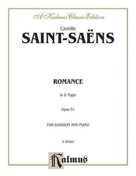 Romance in D Major, Opus 51 (AL-00-K09264)