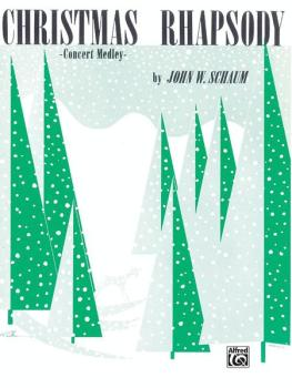 Christmas Rhapsody: Concert Medley (AL-00-PA01012)