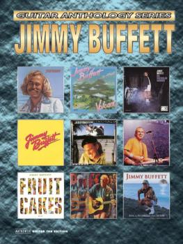 Jimmy Buffett: Guitar Anthology Series (AL-00-PGM0110)