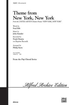 <I>New York, New York,</I> Theme from (AL-00-T0450TC1)