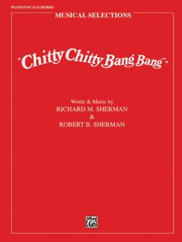 Chitty Chitty Bang Bang: Movie Selections (AL-00-TSF0070)