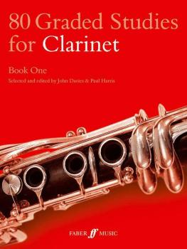80 Graded Studies for Clarinet, Book One (AL-12-0571509517)