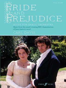 Pride and Prejudice Suite (For Small Orchestra) (AL-12-0571535860)