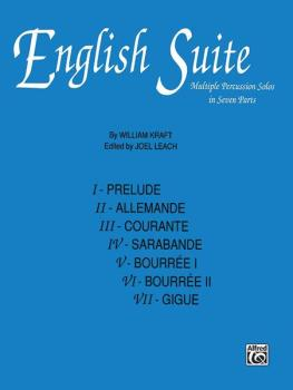 English Suite (7 movements) (AL-00-HAA440012)