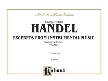 Excerpts from Instrumental Music, Volume I (AL-00-K09770)