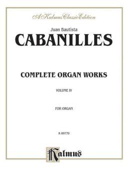 Complete Organ Works, Volume IV (AL-00-K09779)