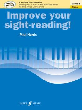 Improve Your Sight-reading! Trinity Edition, Grade 1: A Workbook for E (AL-12-0571537510)