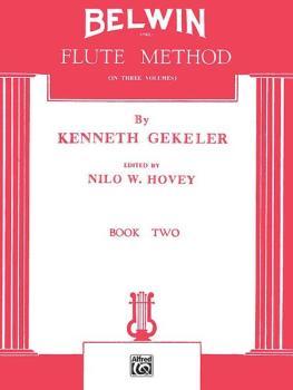 Belwin Flute Method, Book II (AL-00-EL00416)