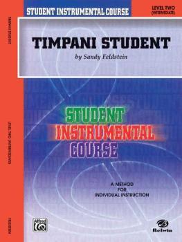 Student Instrumental Course: Timpani Student, Level II (AL-00-BIC00276A)