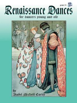 Renaissance Dances (For Dancers Young and Old) (AL-00-BMR05124)