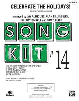 Celebrate the Holidays: Song Kit #14 (AL-00-C0214C6X)