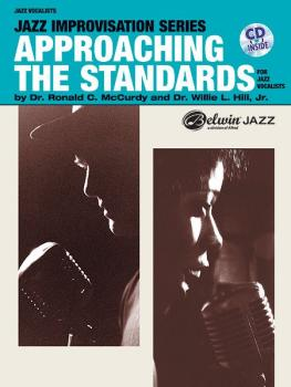 Approaching the Standards for Jazz Vocalists (AL-00-SBM00034CD)