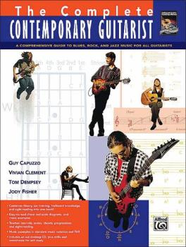 The Complete Contemporary Guitarist: A Comprehensive Guide to Blues, R (AL-00-33502)
