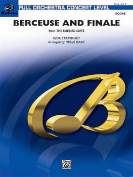 Berceuse and Finale (From the <I>Firebird Suite</I>) (AL-00-CO00137)