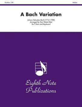 A Bach Variation (AL-81-SH206)