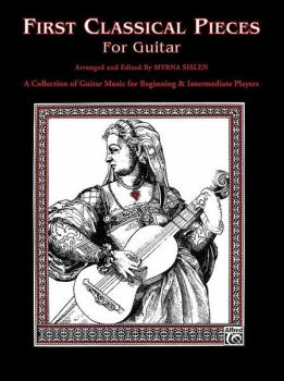 First Classical Pieces for Guitar: A Collection of Guitar Music for Be (AL-00-TGF0019)