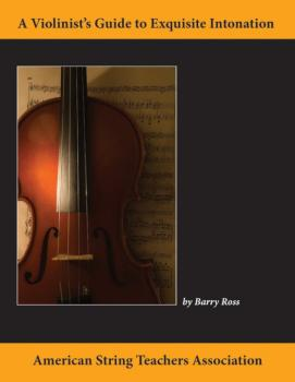 A Violinist's Guide for Exquisite Intonation (Revised) (AL-98-0899175201)