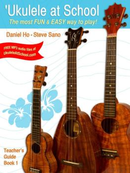 'Ukulele at School, Book 1: The Most Fun & Easy Way to Play! (AL-98-DHC80116)