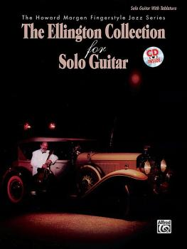 The Ellington Collection for Solo Guitar (AL-00-TGF0036CD)