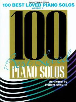 100 Best Loved Piano Solos, Volume 1 (AL-00-AF9917)
