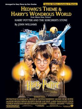 Hedwig's Theme & Harry's Wondrous World (from <I>Harry Potter and the  (AL-00-EPM01006)