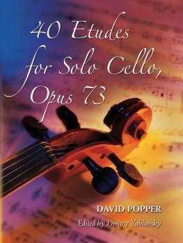 40 Etudes for Cello, Opus 73 (AL-06-457362)
