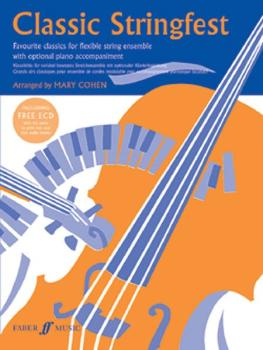 Classic Stringfest: Favourite Classics for Flexible String Ensemble wi (AL-12-0571527833)