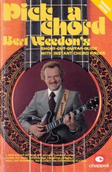Pick a Chord: Bert Weedon's Short Cut Guitar Guide with Instant Chord  (AL-12-0571538347)
